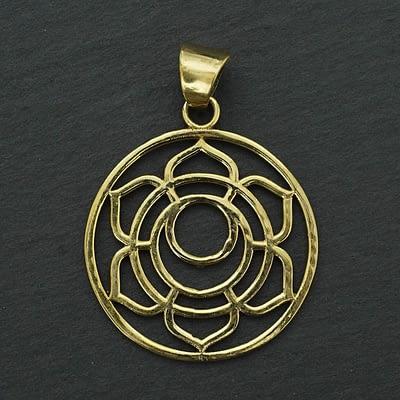 Swadhishthana pendant