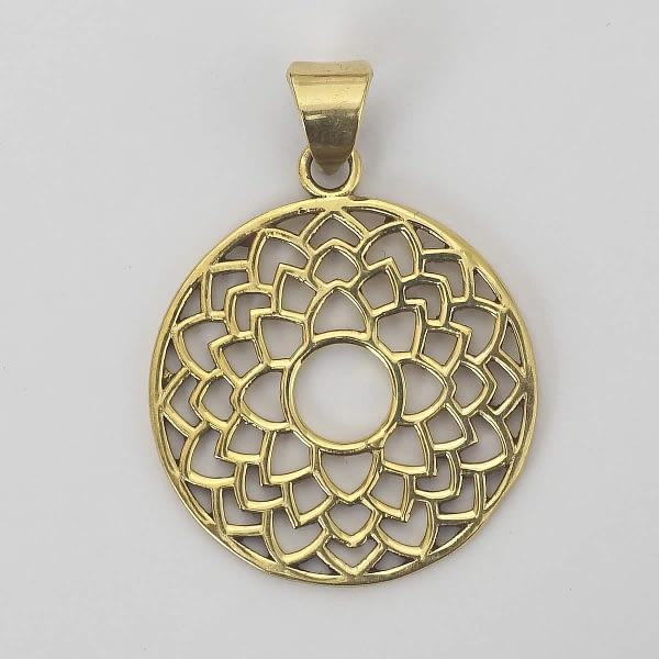 sahasrara pendant